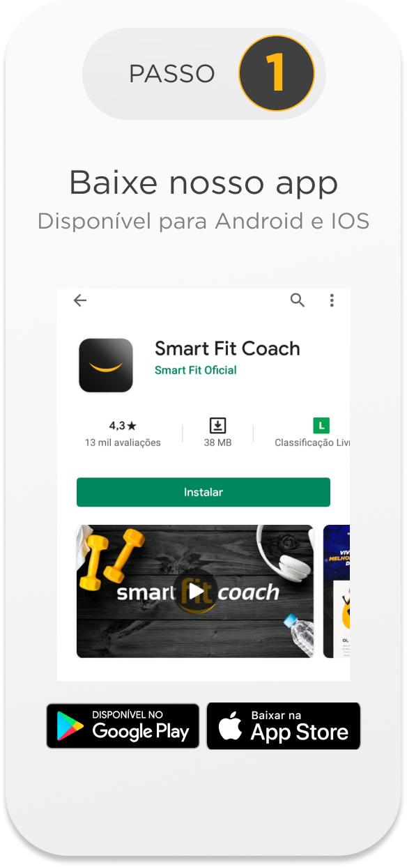 SmartFit em casa